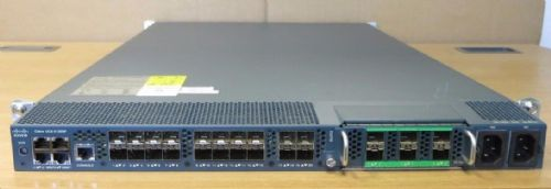 Cisco UCS 6120XP N10-S6100 20 Port Fabric Interconnect Switch + N10-E0060 Module